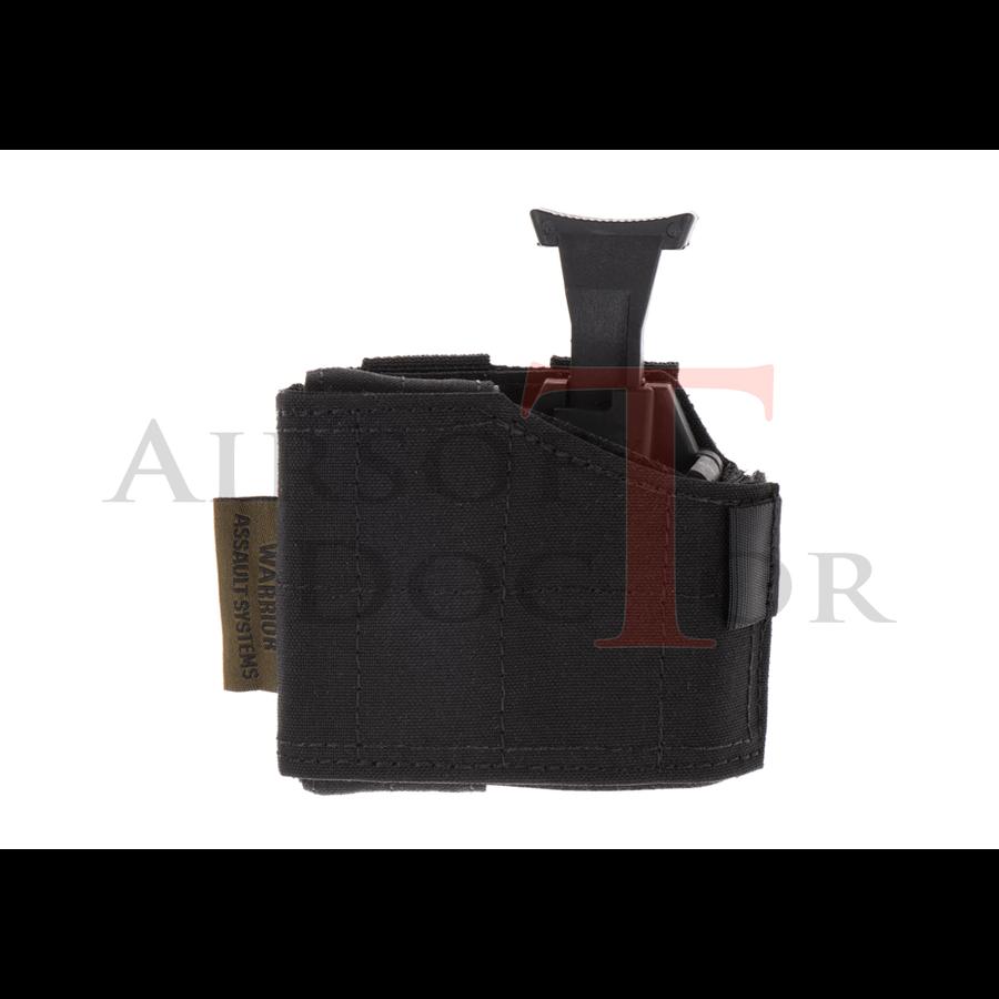 universal Pistol Holster LEFT - Black-1