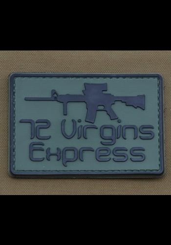 Patch - 72 Virgins Express