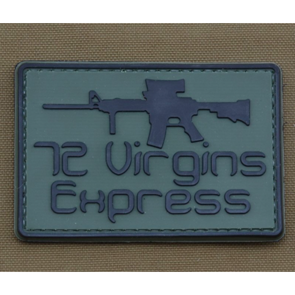 Patch - 72 Virgins Express