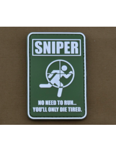 Patch - Sniper No need to run