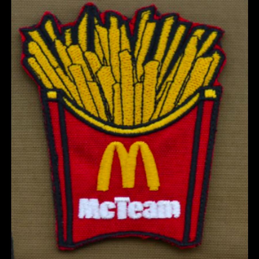 Patch - Mc Team-1