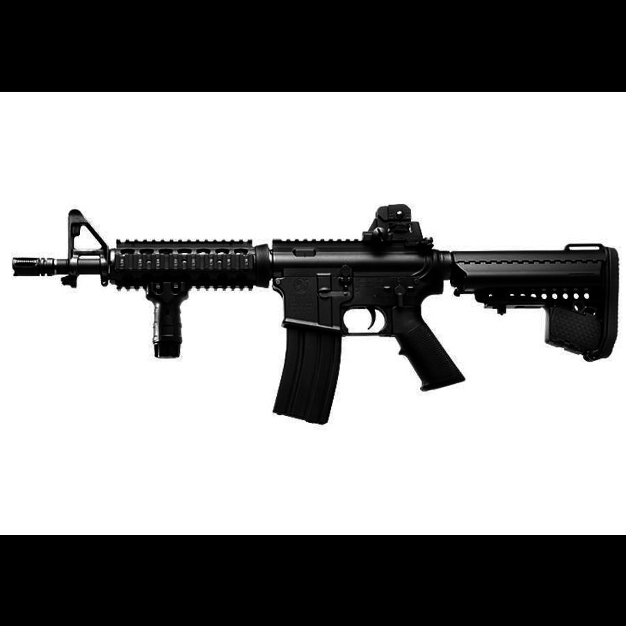 Next-Gen Sopmod M4 CQB-R - Black-1