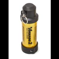 thumb-Tornado 2 Timer Frag Grenade - Gold-1