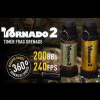 thumb-Tornado 2 Timer Frag Grenade - Gold-3