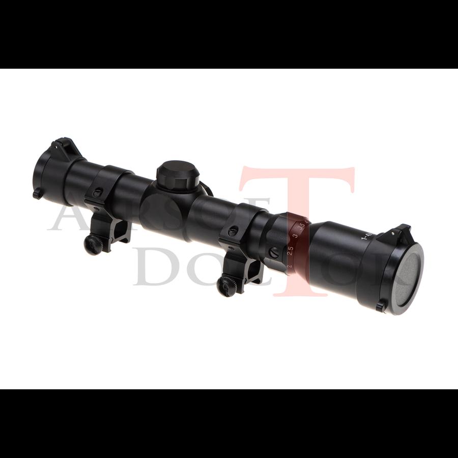 1-4x24 Tactical Scope-5
