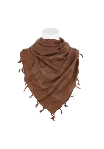 101Inc. Scarf - Brown