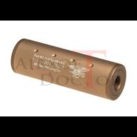 thumb-107mm Navy Seals Silencer CW/CCW - Tan-1