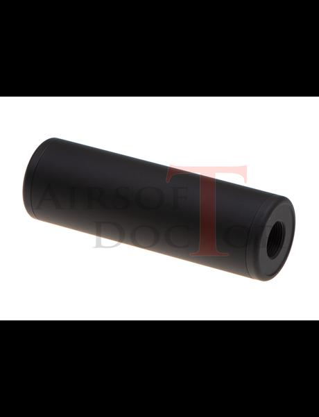 Metal 130x32mm Smooth Silencer