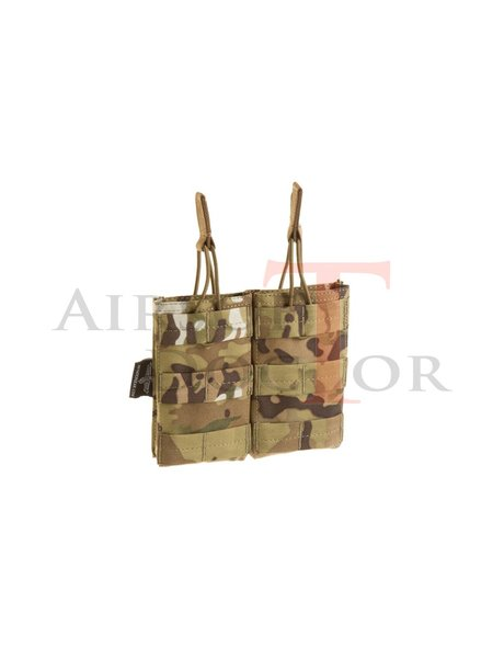 Invader Gear 5.56 Double Direct Action Mag Pouch - Multicam