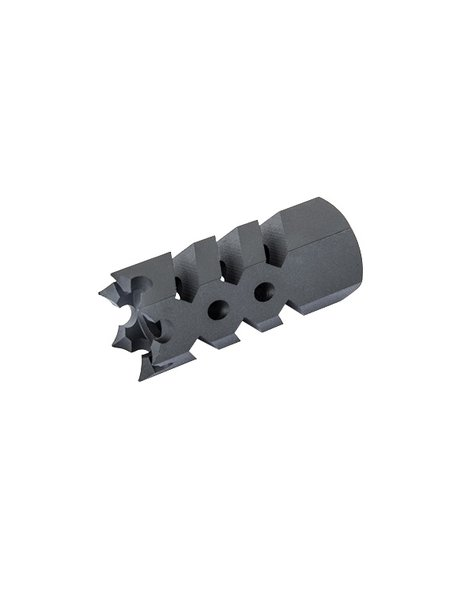 Airsoft Doctor Shark Flash Hider (14mm, CCW)