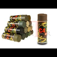 thumb-C4 Mil Grade Color Spray RAL8027-3