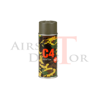 thumb-C4 Mil Grade Color Spray RAL 7013-1