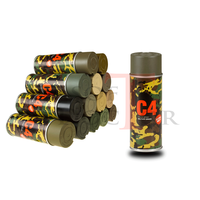 thumb-C4 Mil Grade Color Spray RAL 7013-3