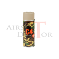 thumb-C4 Mil Grade Color Spray RAL 1019-1