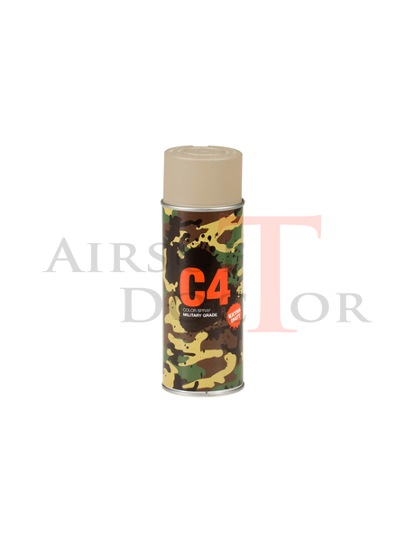 Armarat C4 Mil Grade Color Spray RAL 1019