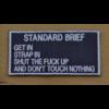 Patch - Standard Brief