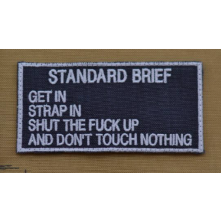 Patch - Standard Brief-1