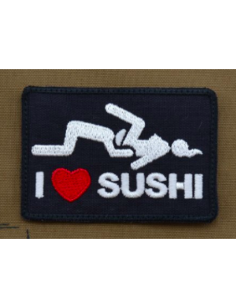 Patch - I Love Sushi