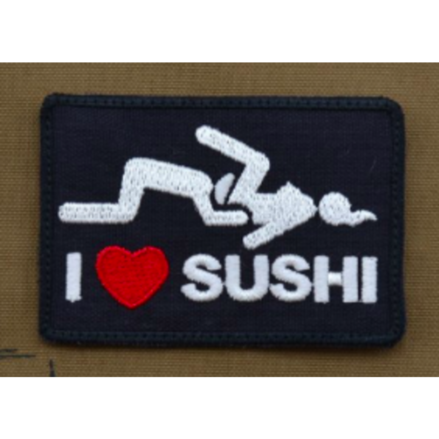 Patch - I Love Sushi-1