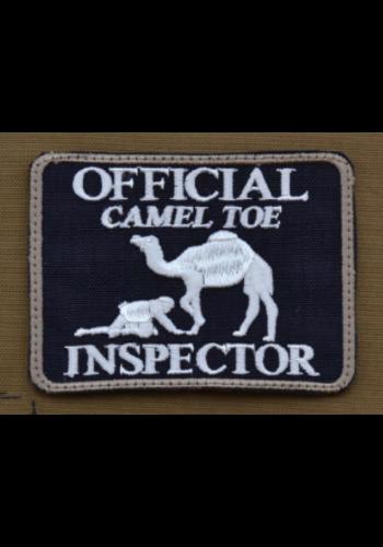 Patch - Camel Toe Inspector