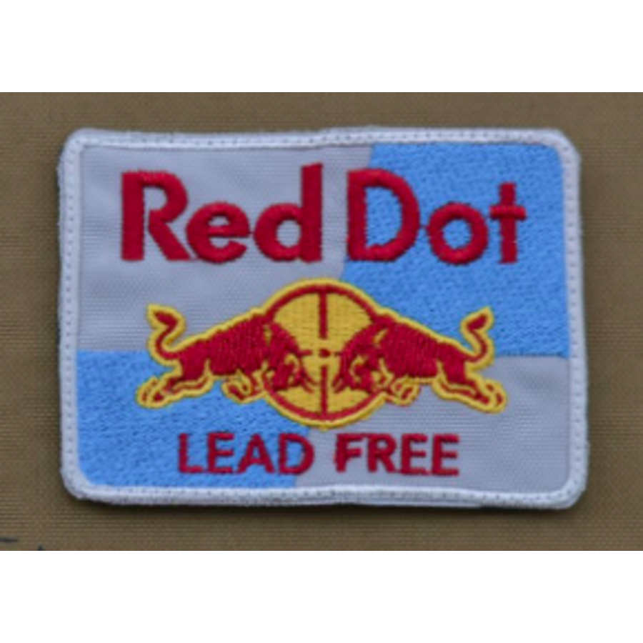 Patch - Red Dot Lead Free-1