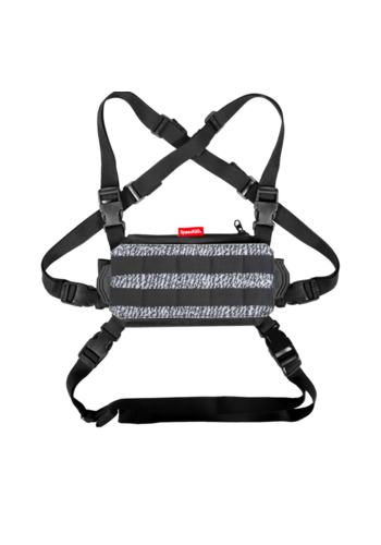 SpeedQB NUCLEUS CHEST RIG (NCR) – DOVE GREY