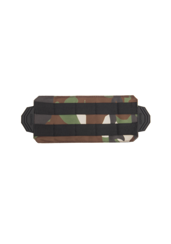 SpeedQB NUCLEUS CHEST RIG (NCR) QUIKSTRIP™ – WOODLAND CAMO
