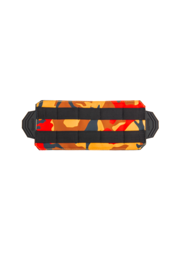 SpeedQB NUCLEUS CHEST RIG (NCR) QUIKSTRIP™ – ORANGE CAMO