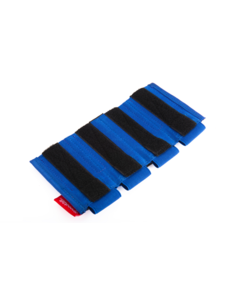 SpeedQB PROTON MAG POUCH – PISTOL (QUAD STACK) – BLUE