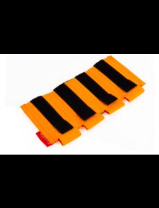 SpeedQB PROTON MAG POUCH – PISTOL (QUAD STACK) – ORANGE