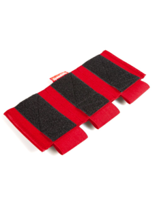 SpeedQB PROTON MAG POUCH – RIFLE (TRIPLE STACK) – RED