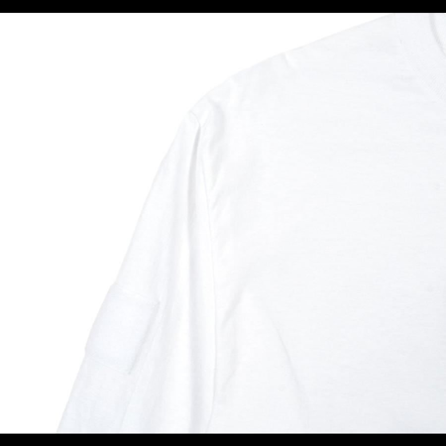 PURPLE CAMO BOX LOGO LS TEE – WHITE-3