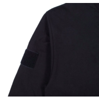 thumb-RED GLITCH CAMO BOX LOGO LS TEE – BLACK-3