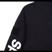 thumb-GAUNTLET LONGSLEEVE T-SHIRT – BLACK-3