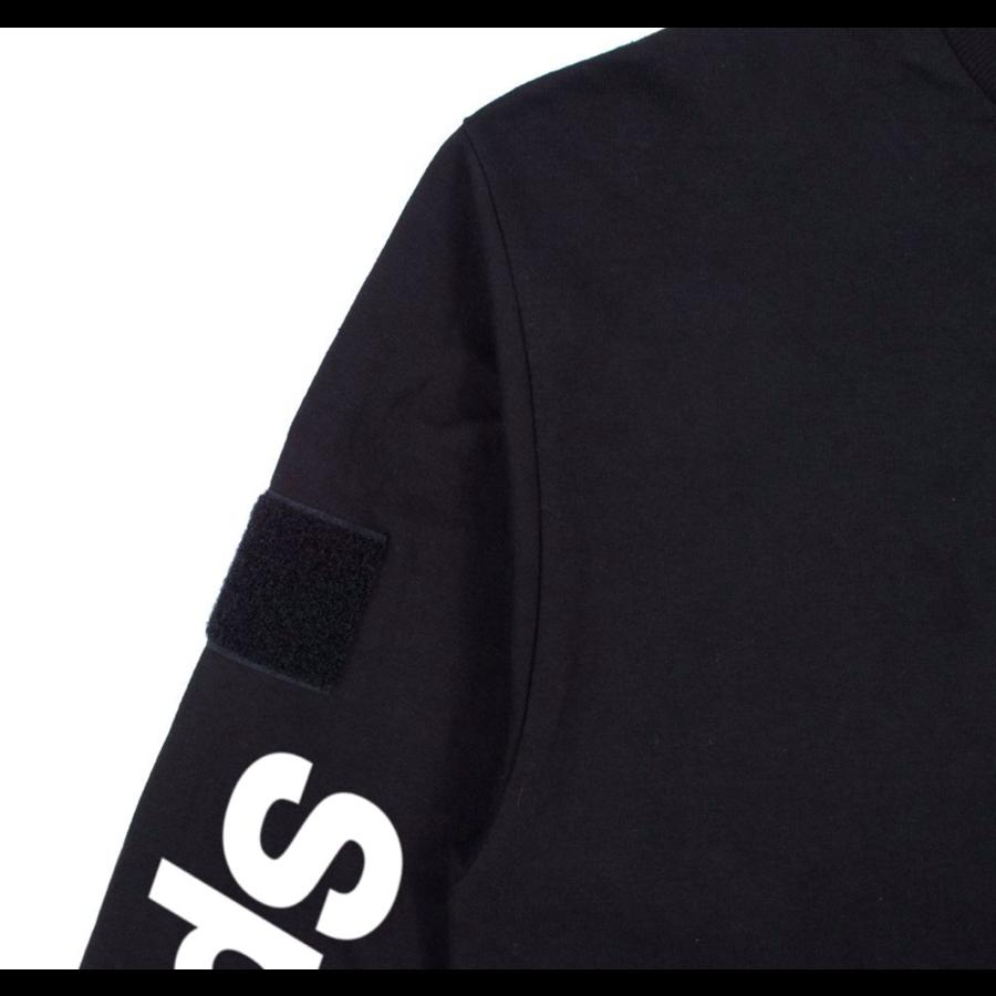 GAUNTLET LONGSLEEVE T-SHIRT – BLACK-3
