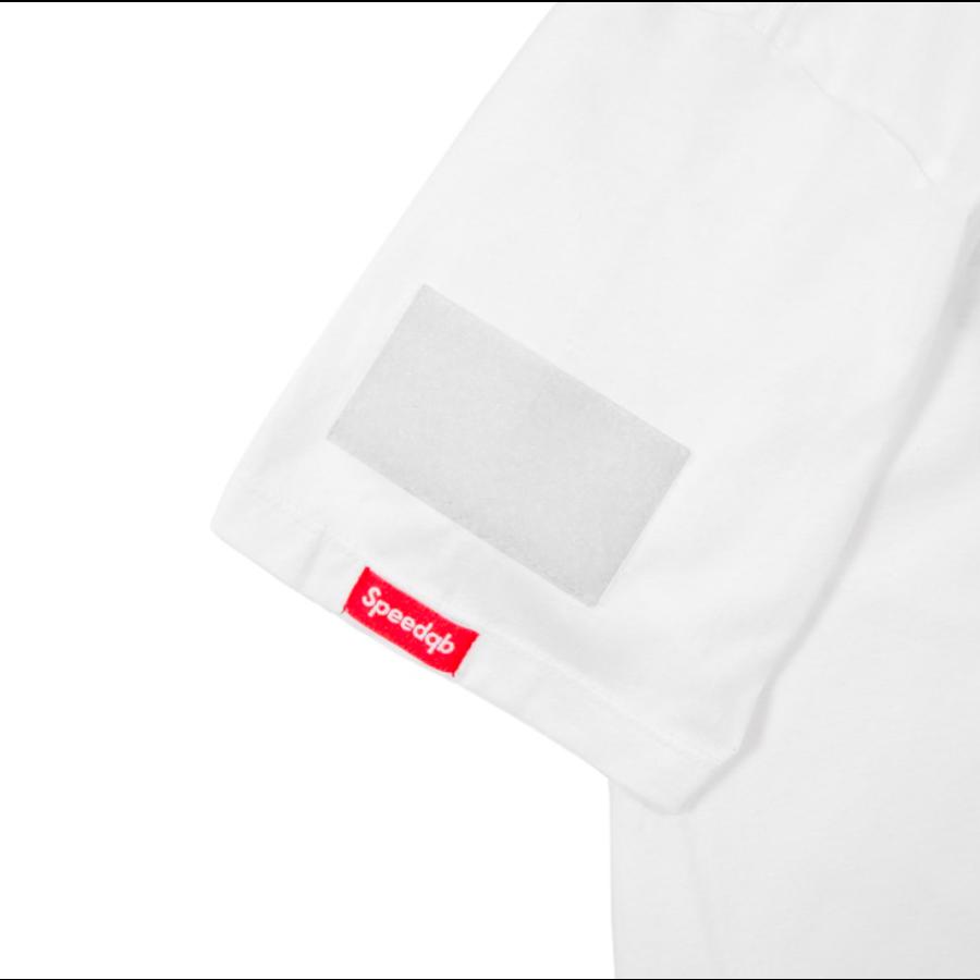 UNDERSCORE T-SHIRT – WHITE-5