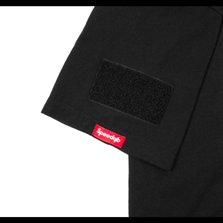 UNDERSCORE T-SHIRT – BLACK-5