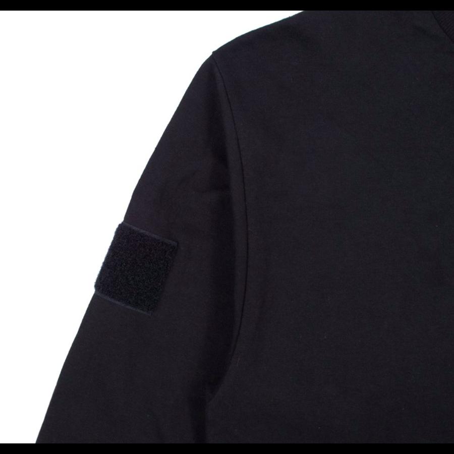 BOX LOGO LONGSLEEVE T-SHIRT – BLACK-3