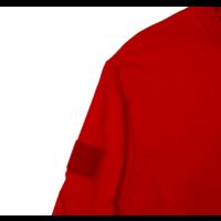 thumb-BOX LOGO LONGSLEEVE T-SHIRT – RED-3