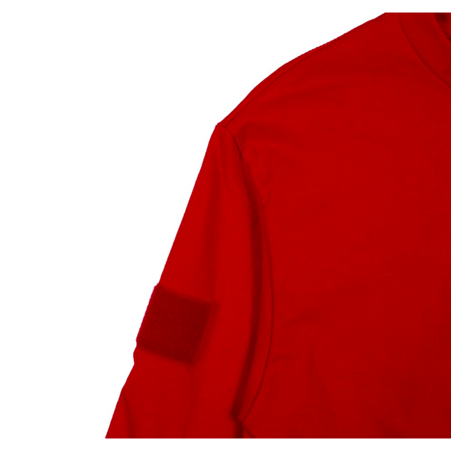 BOX LOGO LONGSLEEVE T-SHIRT – RED-3