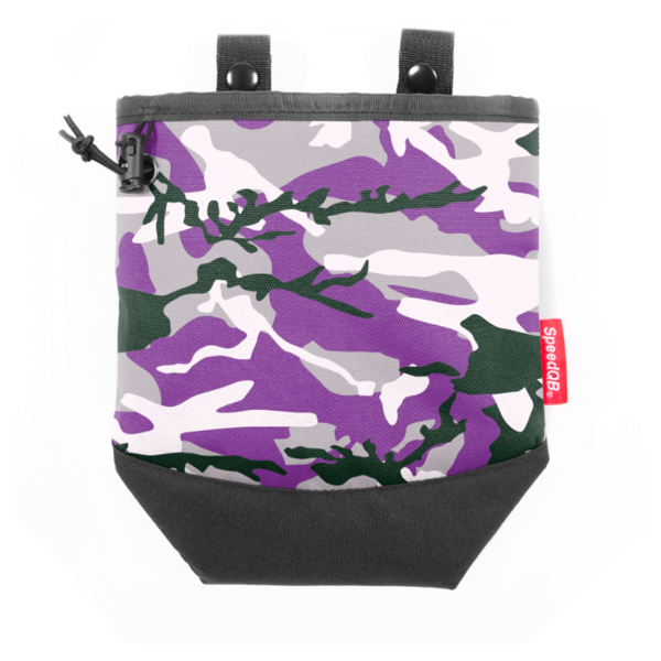 SpeedQB Neutron Dump Pouch V2 – Purple Camo