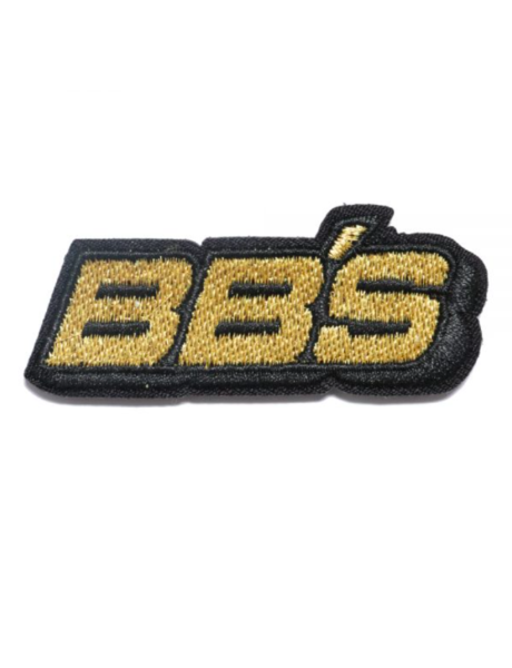 SpeedQB BB'S PATCH – GOLD
