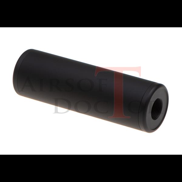 Metal 100x35mm Smooth Silencer