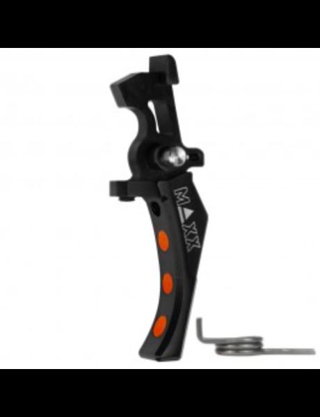 Maxx Model CNC Aluminum Advanced Speed Trigger (Style D)