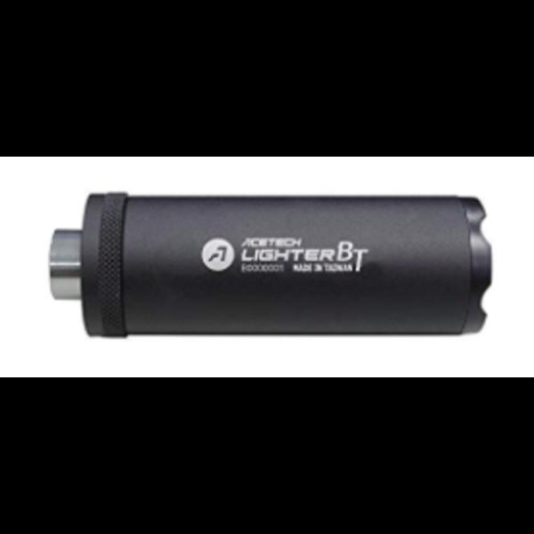 """AceTech Lighter """"BT"""" - Flat - Black"""