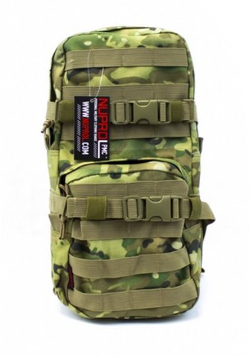 WEEU Nuprol PMC Hydration pack - Multicam