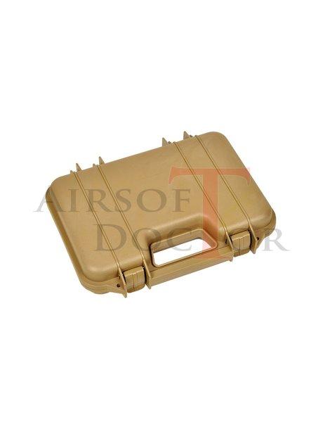 SRC Pistol Hard Case - Tan