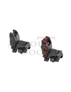 FMA FBUS Gen 2 Sights - Black