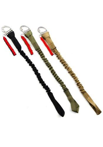 Sling rope 1 buckle - Black