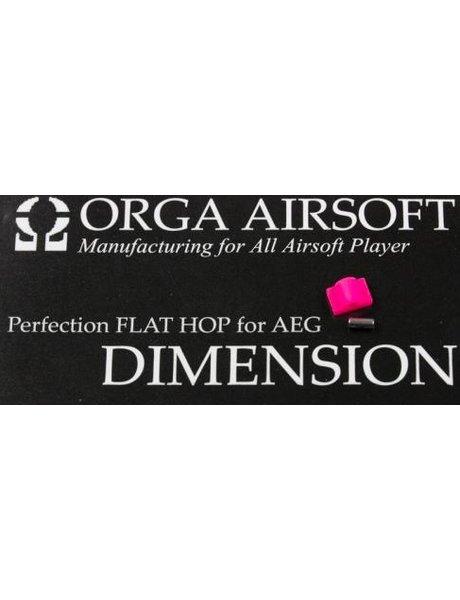 Orga Flat hop for AEG - Dimension